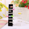 L Shape Desktop Acrylic Hairpin Display
