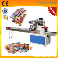 Automatic Pillow Bag Cake & Bread & Biscuits Packing Machine