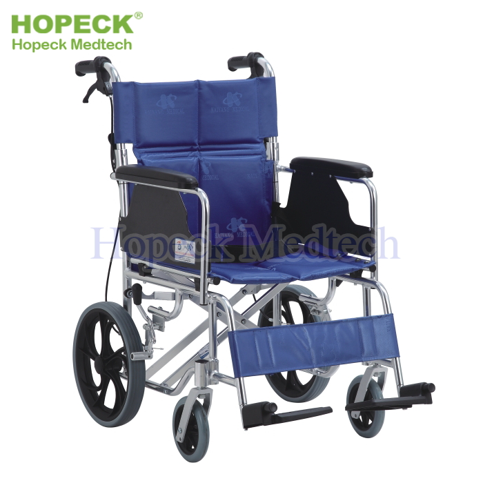 Elderly/disabled wheelchair for travel/airplane/car