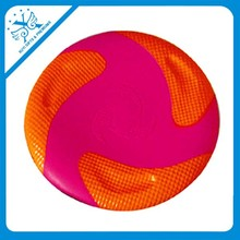 Frisbee ball toy hard sponge ball giant foam ball pu sponge toy frisbee ball novelty boomerang frisbee for promotional gifts