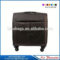 Wheeled 17 inch waterproof laptop trolley bag