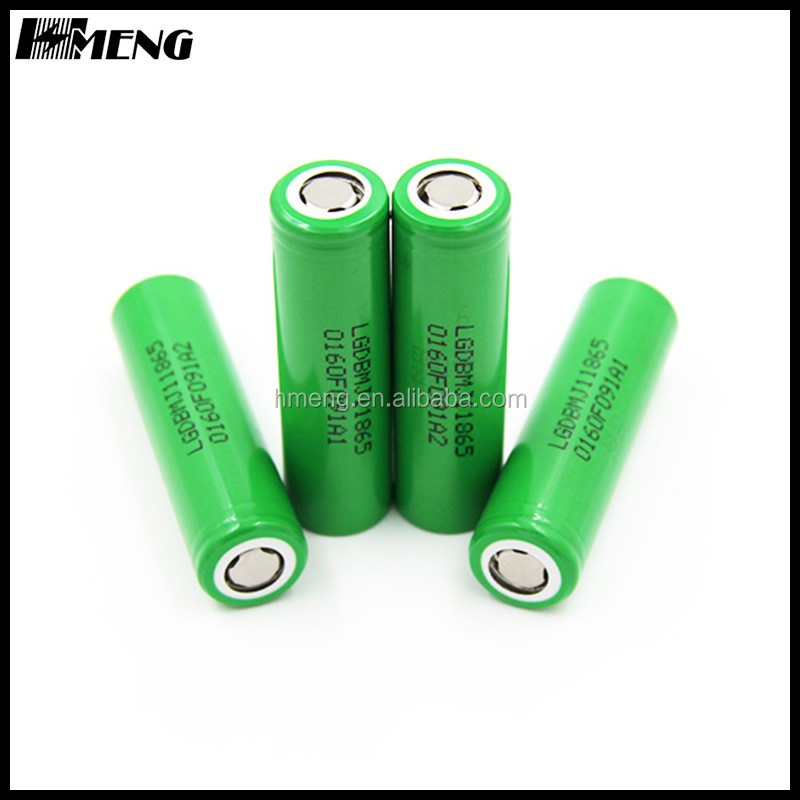Bulk buy laptop batteries 18650 MJ1 3500mAh 3.7V 10A electric car batteries sale super thin li-ion battery