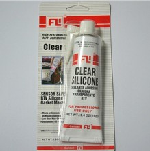 Clear Silicone Waterproof Sealant