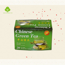 Famous Chinese without impurities vacuum packing organic tea