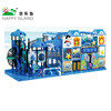 Attractive Kids Commercial Interior Playground/ Indoor Playground Equipment/naughty Castle