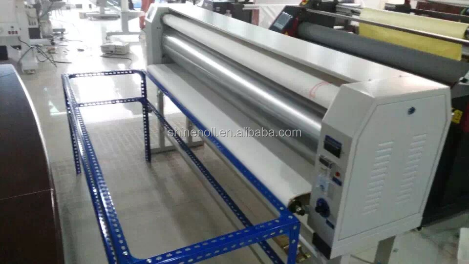 1.8m roller to roller heat transfer machine.automatic fabric transfer printer-SN-1800