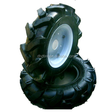 Cultivator Tiller Tire For Walking Tractor Used