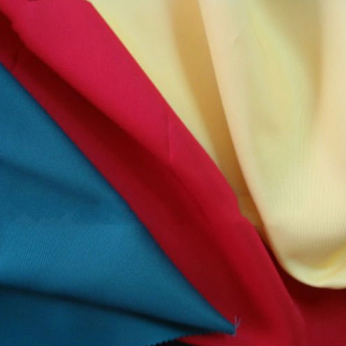 Polyester taffeta fabric for lining