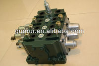 Hydraulic proportional stack valves, control valve