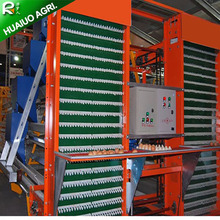 China supplier hualuo automatic egg collection system