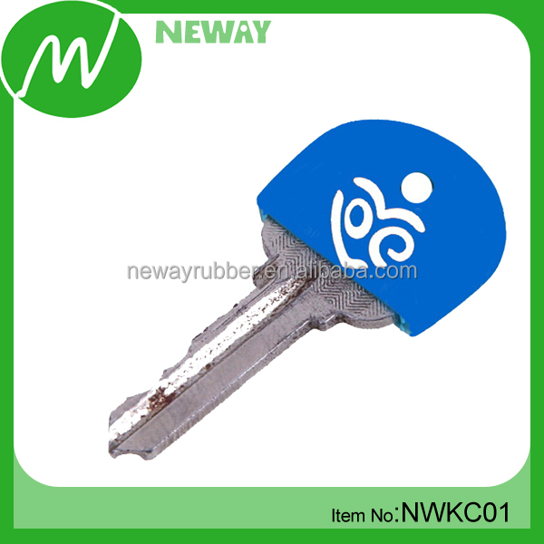 custom logo OEM design silicone rubber key covers