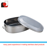 stainless steel lunch box with lock
