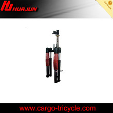 three wheel cargo bike/cargo 3 wheels motorcycle hydraulic shock absorber
