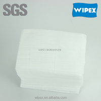 Most valuable disposable nonwoven patient wipes