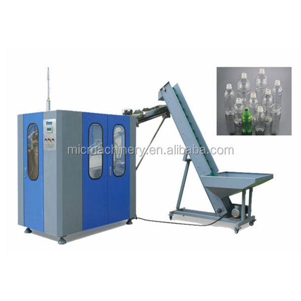 MIC-A1 full Automatic PET blow moulding machine for 5L
