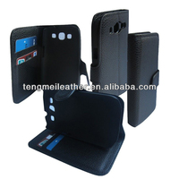 Hybrid Leather Wallet Flip Pouch Case Cover For Samsung Galaxy S3 SIII i9300,For Galaxy S3 Wholesale Price