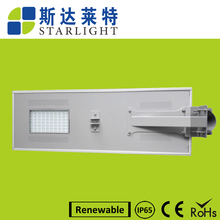 Best price energy-saving 50 watt solar led street light