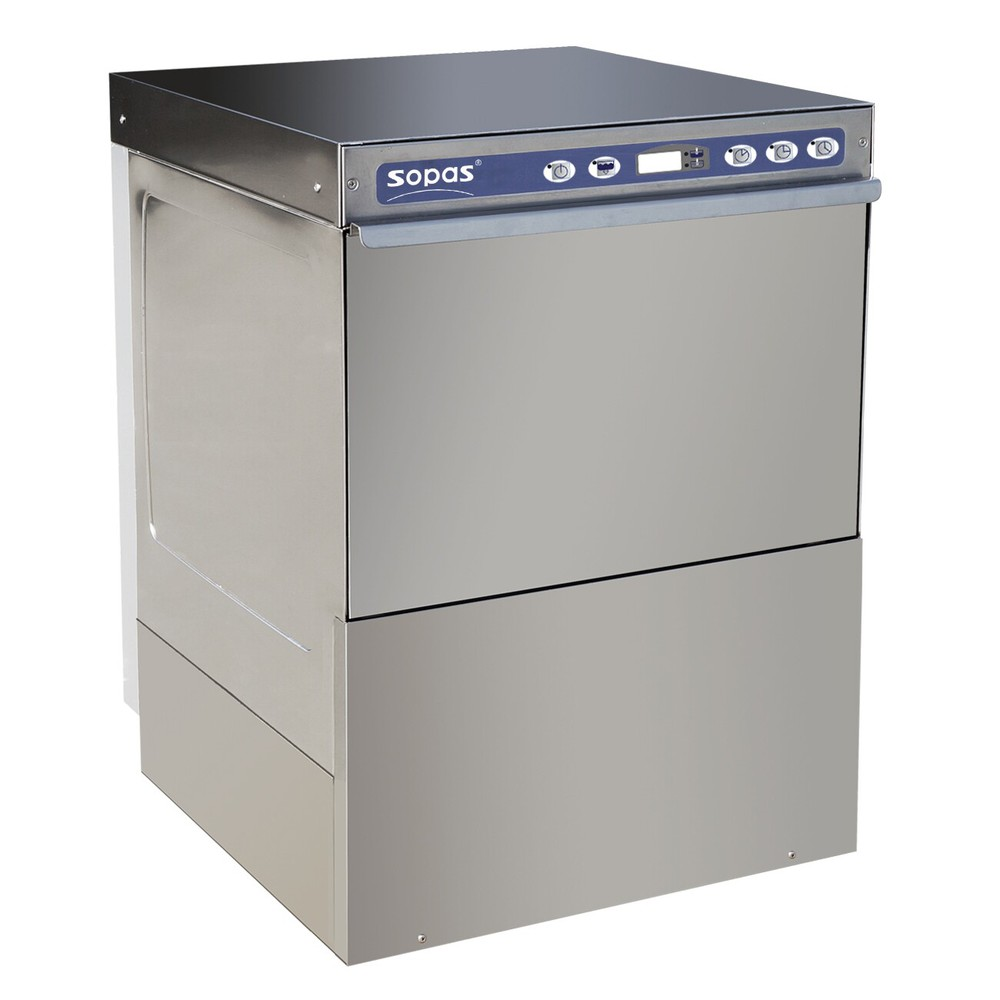 Industrial Kitchen Dishwasher: Stainless Steel DishWasher Undercounter Commercial