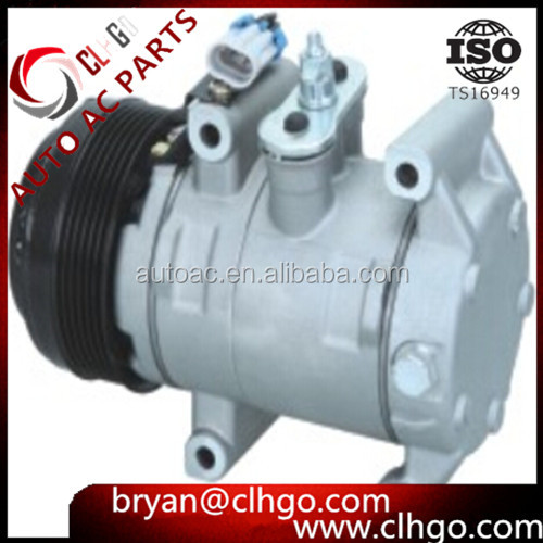Electric Car AC Compressor 6SEU16C 10s15c ac compressor truck refrigeration compressor 447280-0891