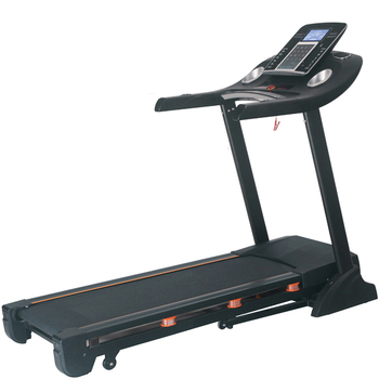 GS-646i Indoor 3hp Motor Spare Parts Motorized Manual Treadmill with Bluetooth