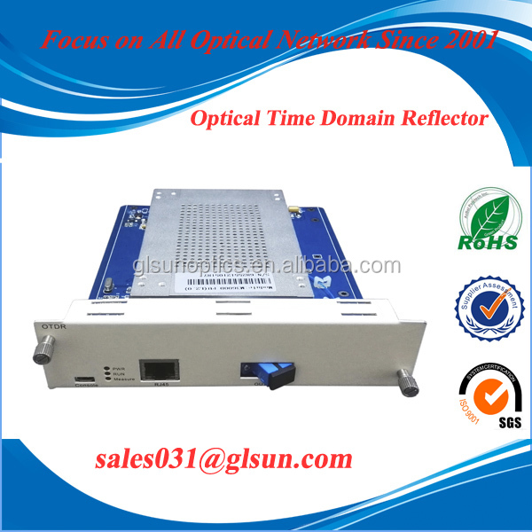 OTDR Optical Time Domain Reflector Optical Fibre Network Monitoring