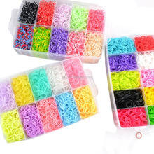 LOOM BRACELET MAKER & LOOM HOOK loom Rubber band Bracelet Making Kit