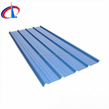 China colorful metal roofing sheets / galvalume roofing / color aluminium zinc steel roofing tile
