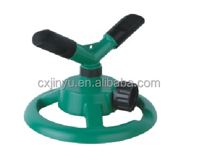 Irrigation impulse sprinkler