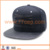Front Lace Rope Design Flat Leather Brim Hat Cap Snapback