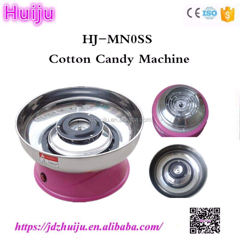 Electric sugar commercial cotton candy machine price HJ-MN0SS