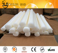 White nylon PA6 rod/bar