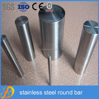hot sale short blasting finish AISI 316l stainless steel round rod