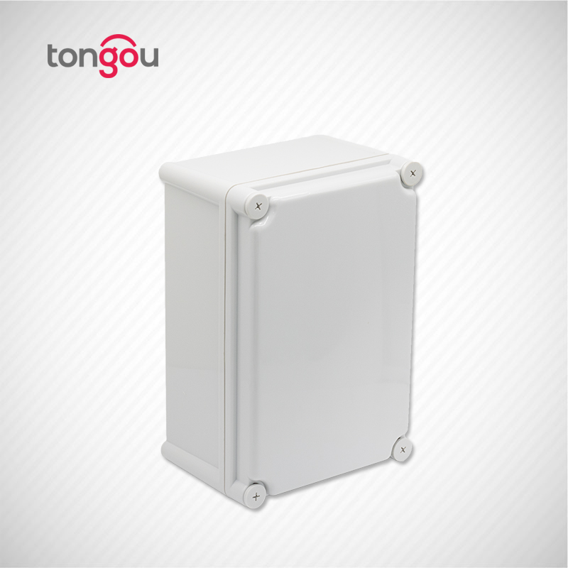 ABS electrical junction box with Cable Gland communication enclosures