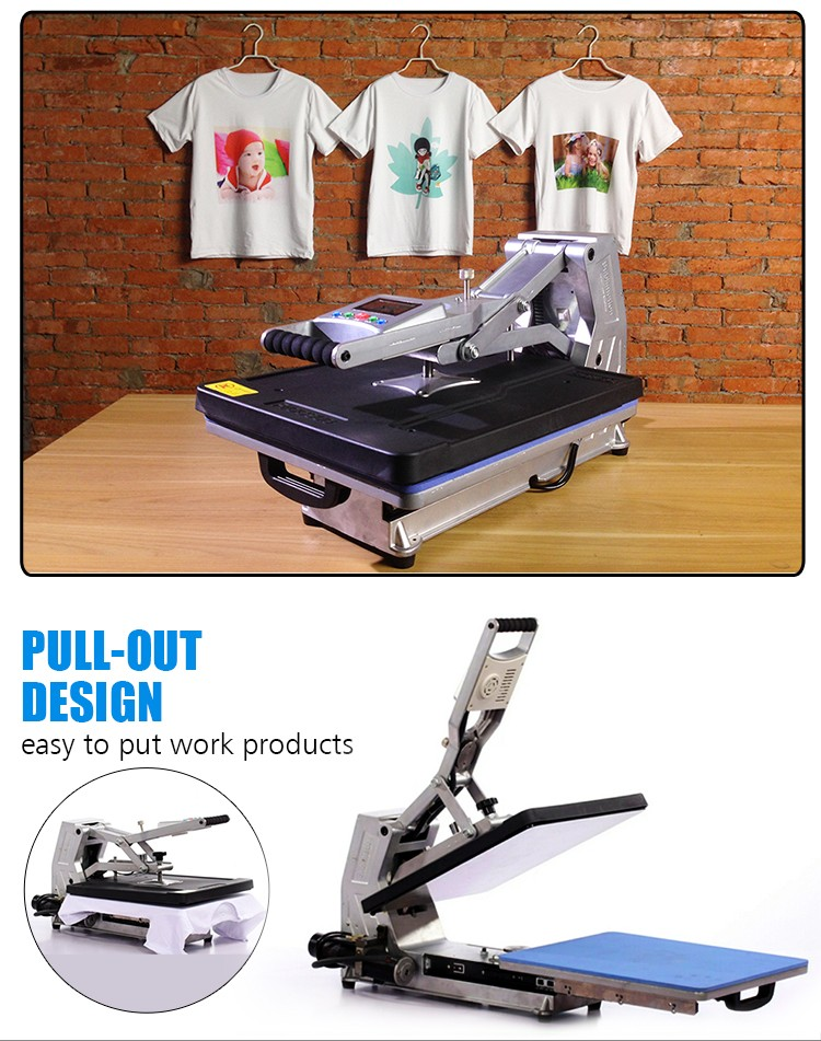 t shirt graphic printing machine