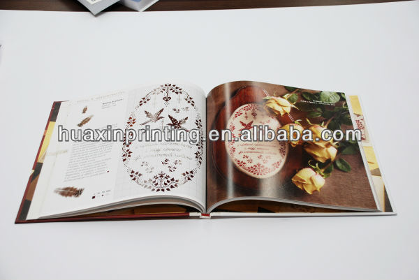 chocolate catalogue printing