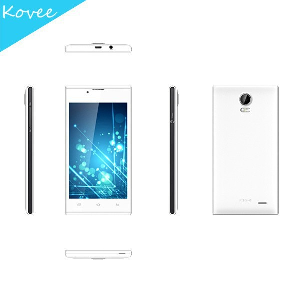 RAM 256GB ROM 2GB 3G 5.0 inch screen WholeSale Mobile phone