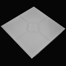 Customized roll coated waterproof aluminous gusset plate for office building