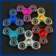 G001C hot toy cheap 2017 good quality colorful relief hand spinner gidget spinnner