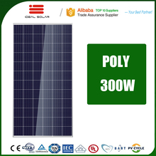 OEM BYD solar panel 300w poly pv module from china