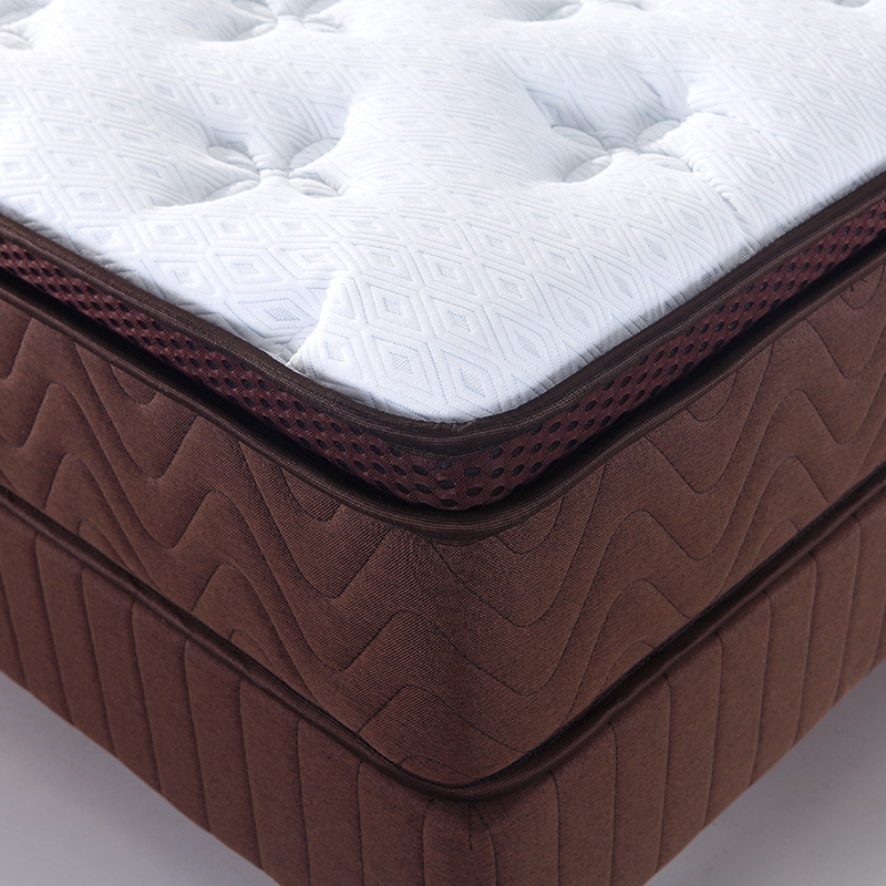 2018 Latest designs comfortable sleepwell mattress price for sale 6802-2