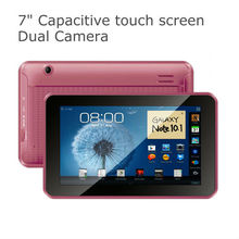 2013 new 7 inch cheapest economic tablet pc with high quality