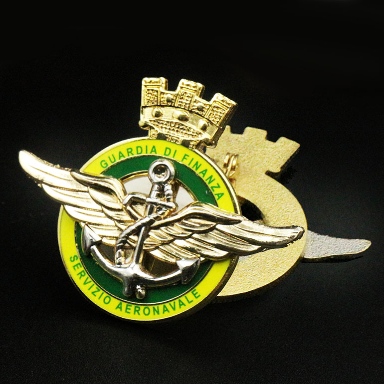 guardian wings badge,bulk angel lapel pins