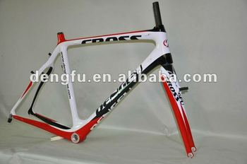 New inside popular carbon frame of cyclocross frame fm058