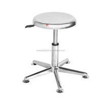 School Laboratory dampproof stainless steel lab stool