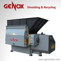High Quality Plastic Single Shaft Shredder V800