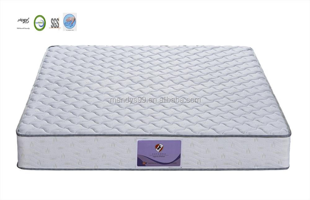 Shenzhen factory cheap price wholasale spring mattress