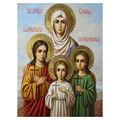DIY diamond mosaic painting Christian 5d diamond embroidery painting art crafts