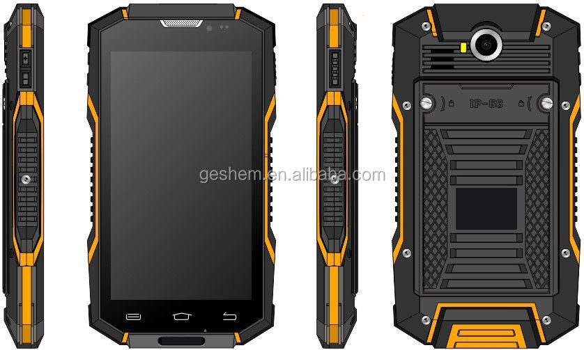 GS050B 5''Fully Rugged Industrial <strong>tablet</strong> IP68 waterproof