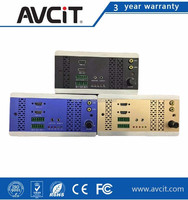 Multi-viewer, Video Wall Controller/Processor, Avcit IP-based Controlling and Switching System