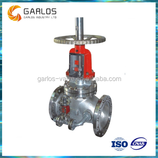 JY41 Oxygen dedicated globe valve
